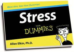 Allen Elkin - Stress voor dummies (dwarsligger)