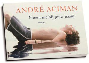 André Aciman - Noem me bij jouw naam (dwarsligger)