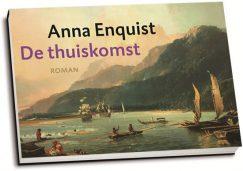 Anna Enquist - De thuiskomst (dwarsligger)