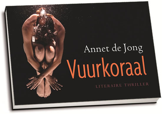Annet de Jong - Vuurkoraal (dwarsligger)