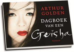 Arthur Golden - Dagboek van een geisha (dwarsligger)