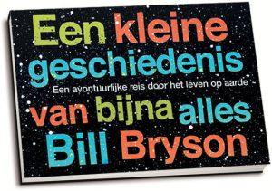 Bill Bryson - Een kleine geschiedenis van bijna alles (dwarsligger)