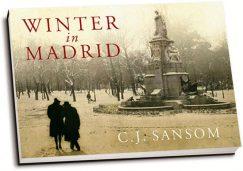 C.J. Sansom - Winter in Madrid (dwarsligger)