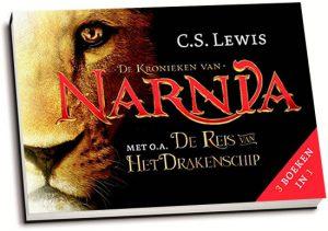 C.S. Lewis - De Kronieken van Narnia (dwarsligger)