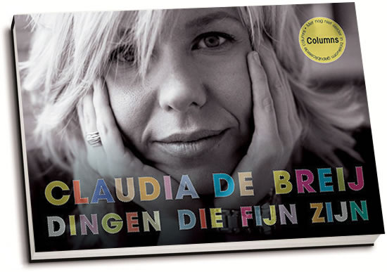 Claudia de Breij - Dingen die fijn zijn (dwarsligger)