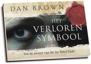 Dan Brown - Het verloren symbool (dwarsligger)