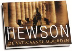 David Hewson - De Vaticaanse moorden (dwarsligger)