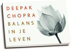 Deepak Chopra - Balans in je leven (dwarsligger)