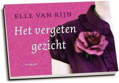 Elle van Rijn - Het vergeten gezicht (dwarsligger)