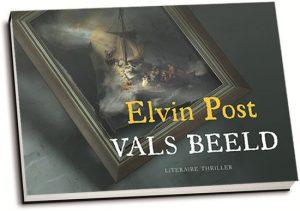 Elvin Post - Vals beeld (dwarsligger)