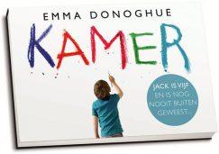 Emma Donoghue - Kamer (dwarsligger)