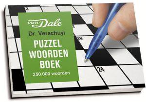 H.J. Verschuyl - Van Dale / Puzzelwoordenboek (dwarsligger)