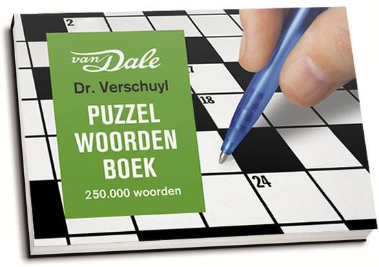 Woordenboek puzzel