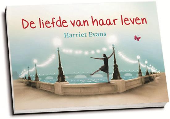 Harriet Evans - De liefde van haar leven (dwarsligger)