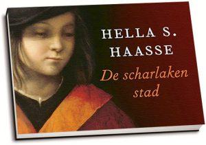 Hella S. Haasse - De scharlaken stad (dwarsligger)
