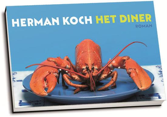 Herman Koch - Het diner (dwarsligger)