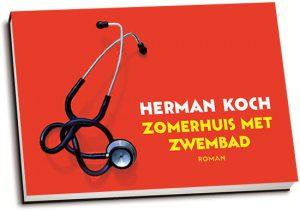 Herman Koch - Zomerhuis met zwembad (dwarsligger)