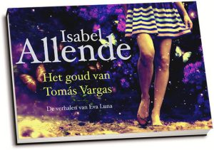 Isabel Allende - Het goud van Tomás Vargas (dwarsligger)