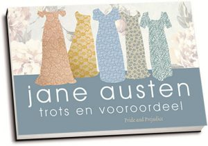 Jane Austen - Trots en vooroordeel (dwarsligger)