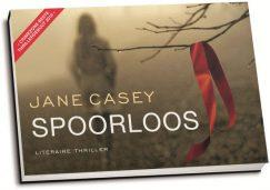 Jane Casey - Spoorloos (dwarsligger)