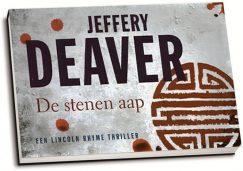 Jeffery Deaver - De stenen aap (dwarsligger)