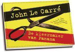 John le Carré - De kleermaker van Panama (dwarsligger)