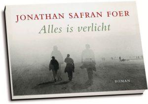 Jonathan Safran Foer - Alles is verlicht (editie 2009) (dwarsligger)