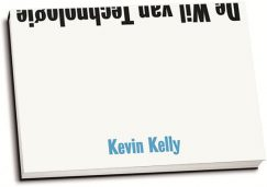 Kevin Kelly - De wil van technologie (dwarsligger)