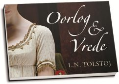 L.N. Tolstoj - Oorlog en vrede (dwarsligger)