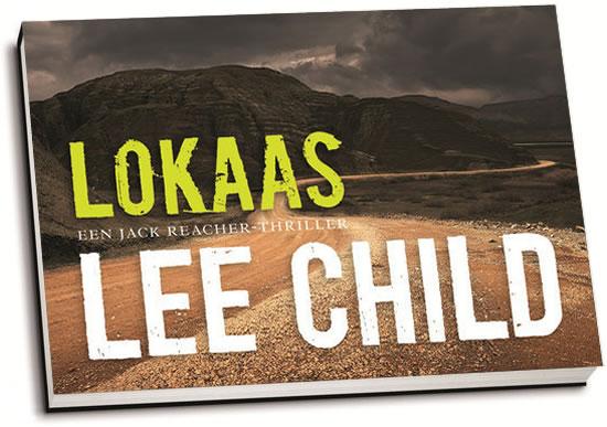 Lee Child - Lokaas (dwarsligger)