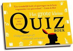 Marian van Eupen - Het grote kleine quizboek (dwarsligger)
