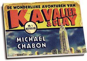 Michael Chabon - De wonderlijke avonturen van Kavalier & Clay (dwarsligger)