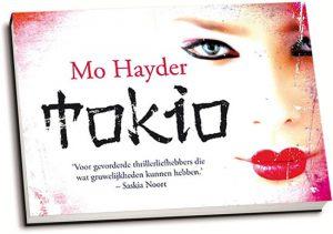 Mo Hayder - Tokio (dwarsligger)