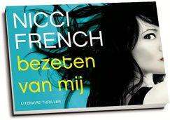 Nicci French - Bezeten van mij (dwarsligger)
