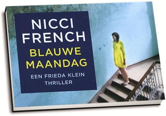 Nicci French - Blauwe maandag (dwarsligger)