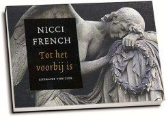 Nicci French - Tot het voorbij is (dwarsligger)