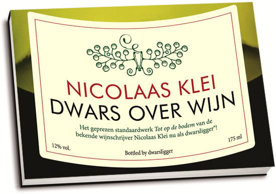 Nicolaas Klei - Dwars over wijn (dwarsligger)