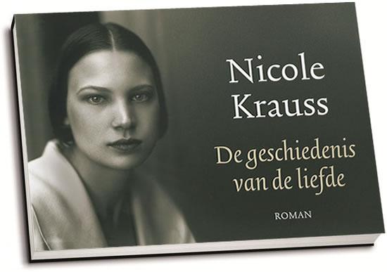 Nicole Krauss - De geschiedenis van de liefde (dwarsligger)