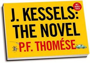 P.F. Thomése - J. Kessels: The Novel (dwarsligger)