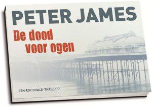 Peter James - De dood voor ogen (dwarsligger)