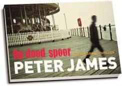 Peter James - Op dood spoor (dwarsligger)