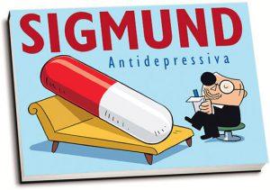 Peter de Wit - Sigmund / Antidepressiva (dwarsligger)