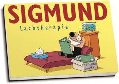 Peter de Wit - Sigmund / Lachtherapie (dwarsligger)
