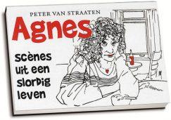 Peter van Straaten - Agnes / Scènes uit een slordig leven (dwarsligger)