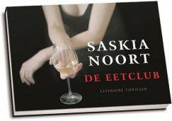 Saskia Noort - De eetclub (dwarsligger)