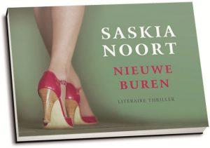 Saskia Noort - Nieuwe buren (dwarsligger)