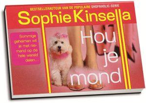 Sophie Kinsella - Hou je mond! (dwarsligger)