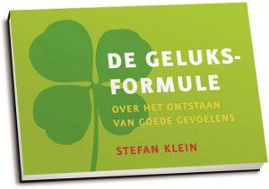 Stefan Klein - De geluksformule (dwarsligger)