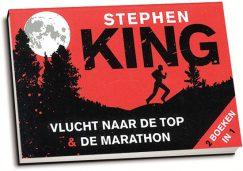 Stephen King - Vlucht naar de top & De marathon (dwarsligger)