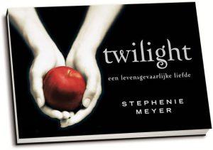 Stephenie Meyer - Twilight (dwarsligger)